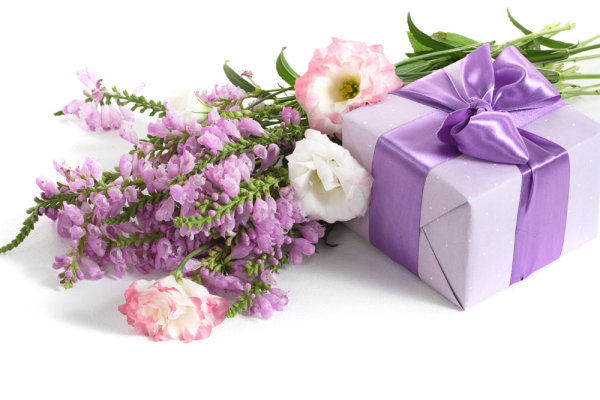 ++ HD picture material flowers and gifts 01++