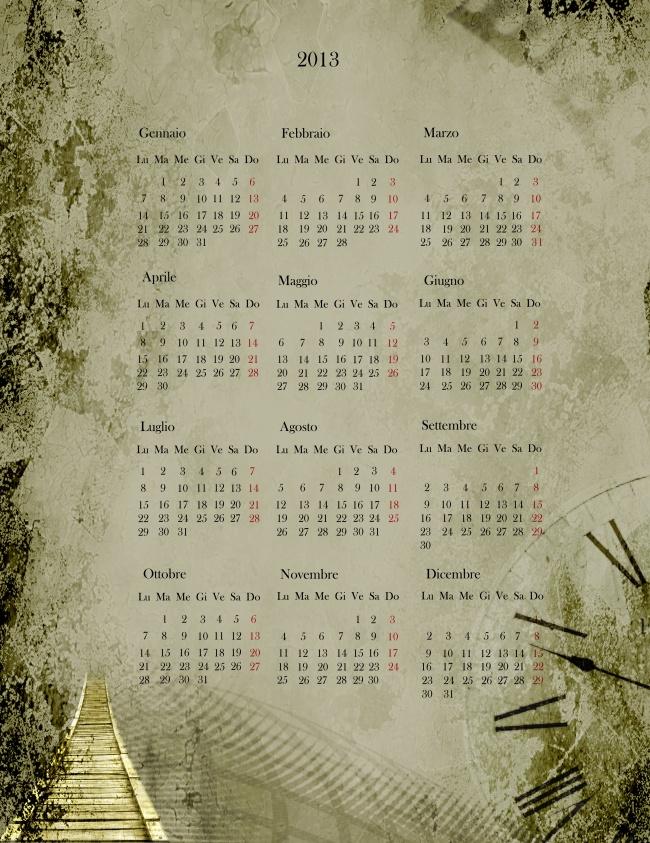 2013 calendar desktop picture