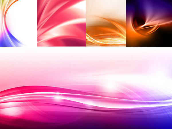 5 beautiful colours of backgrounds HD picture (non-original work)