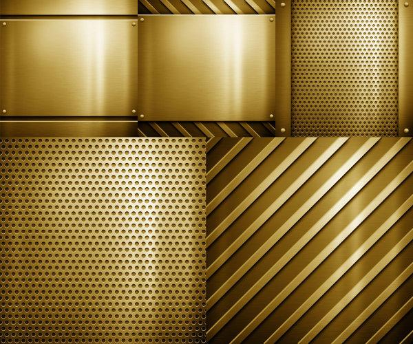 5 high-precision Golden steel HD picture (non-original work)