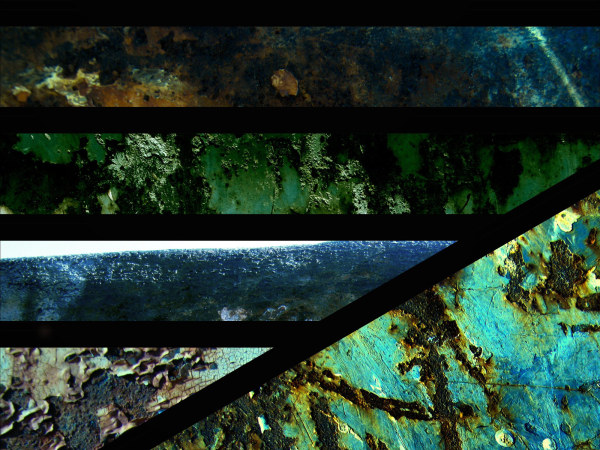 5 piece of rusted metal texture HD pictures
