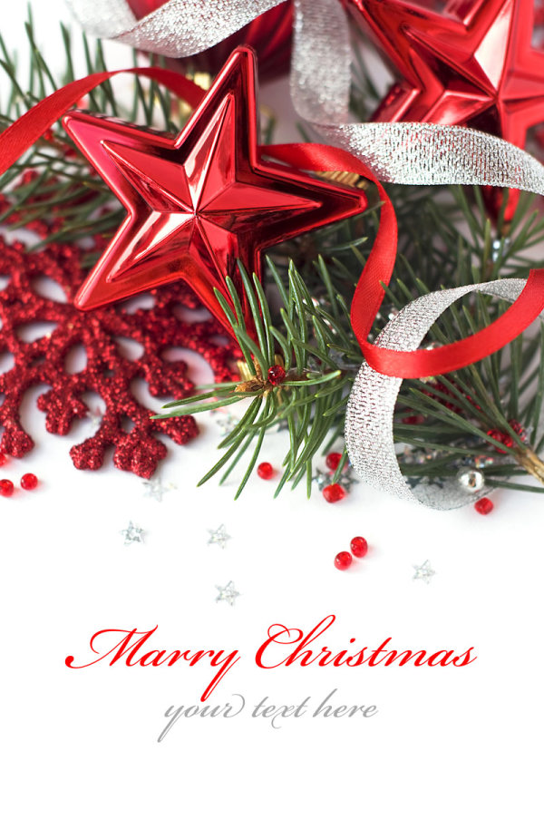 Beautiful Christmas design elements -12--HD pictures