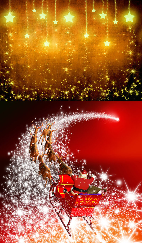 Beautiful Christmas design elements -21--HD pictures