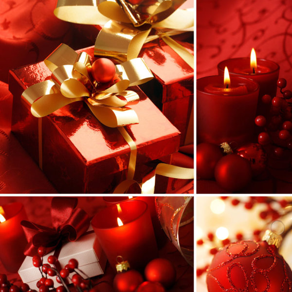 Beautiful Christmas design elements -22--HD pictures