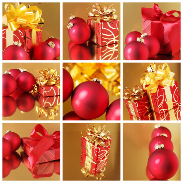 Beautiful Christmas design elements -25--HD pictures
