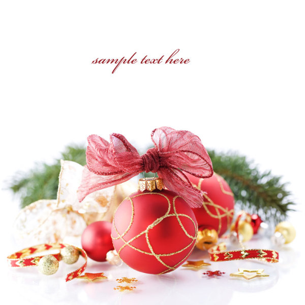 Beautiful Christmas design elements 37--HD pictures