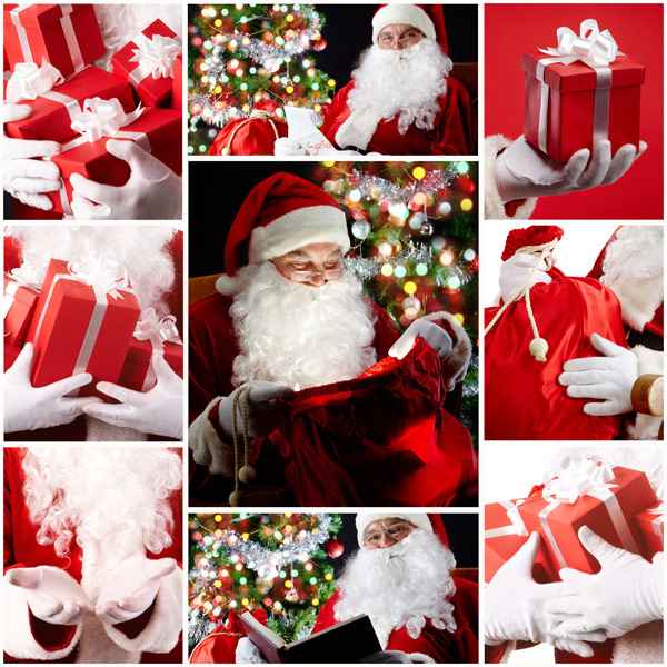 Beautiful Christmas design elements -76--HD pictures