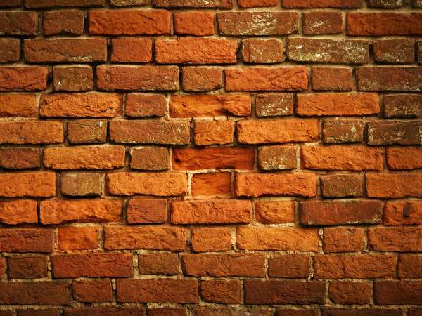 Brick wall HD picture material-2