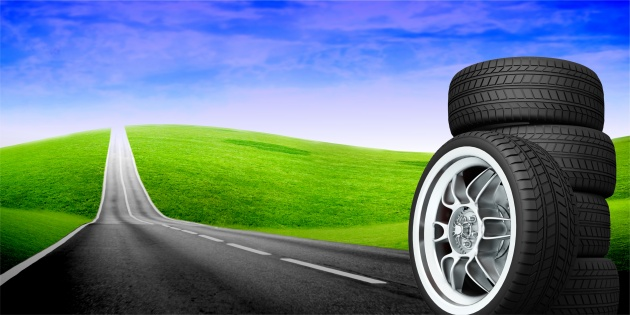 Car tire image download