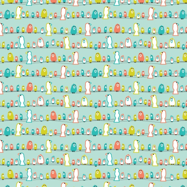 Cartoon Bird Background Pictures Free Download