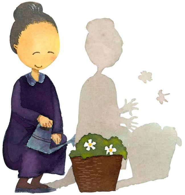 Cartoon Granny pictures