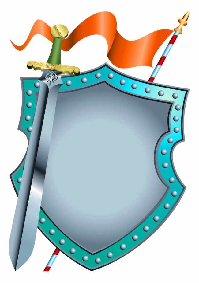 Cartoon shields pictures download