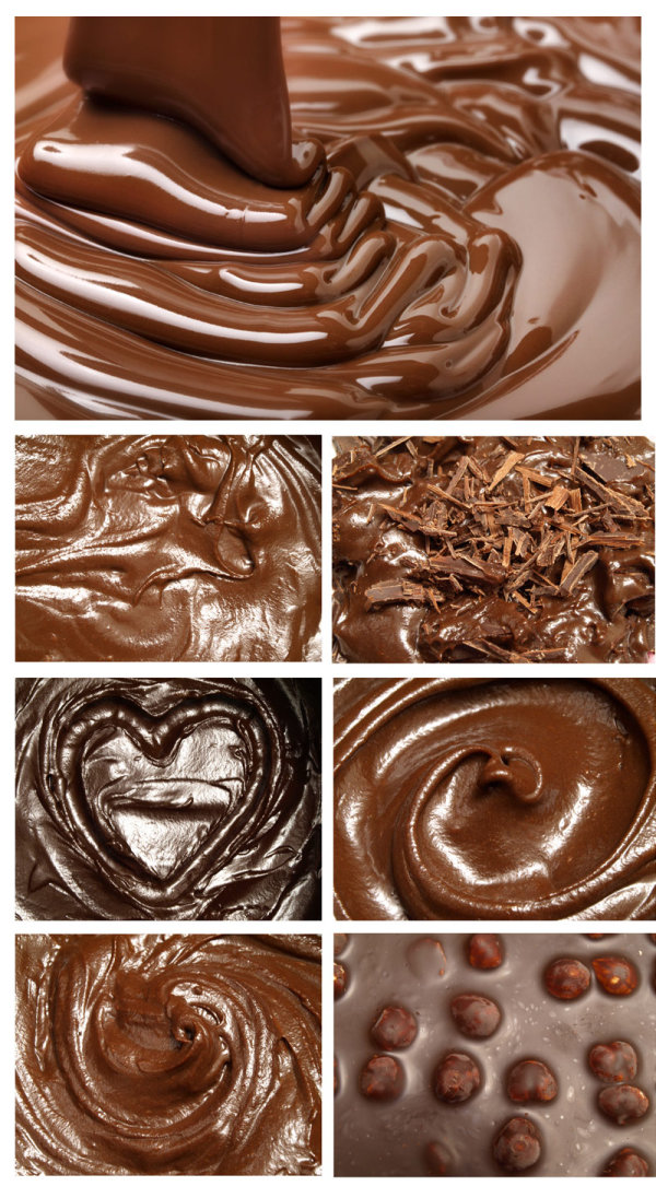 Chocolate sauce  --HD pictures 02