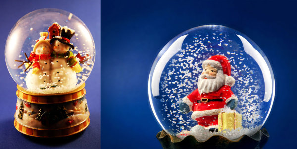 Christmas crystal ball high definition pictures-2