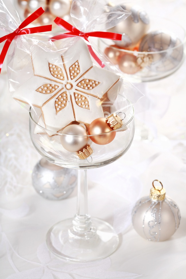 Christmas decoration picture material