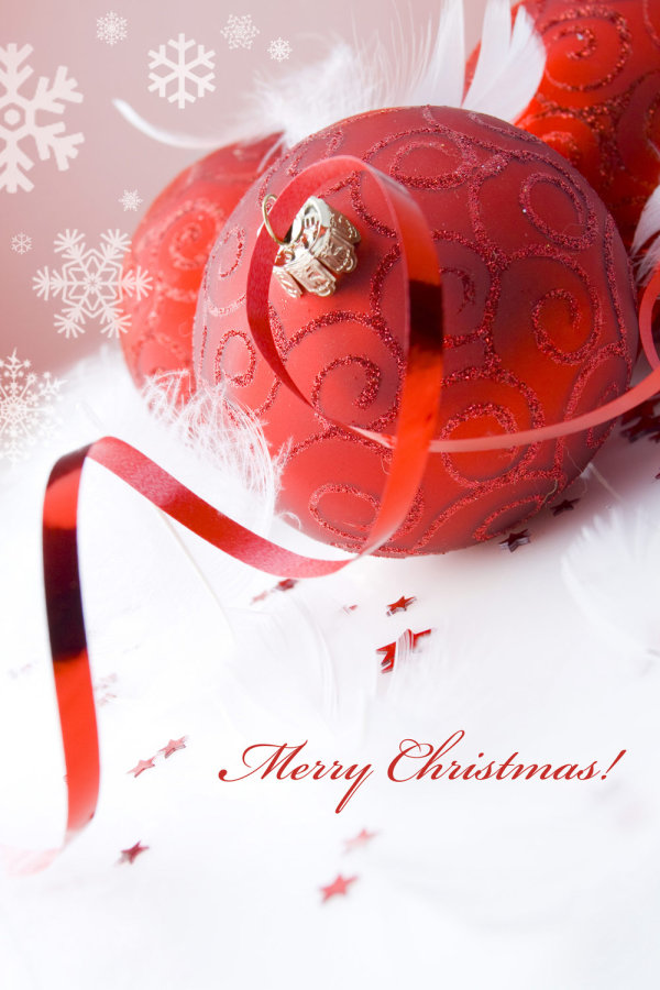 Christmas design elements -05 --HD pictures