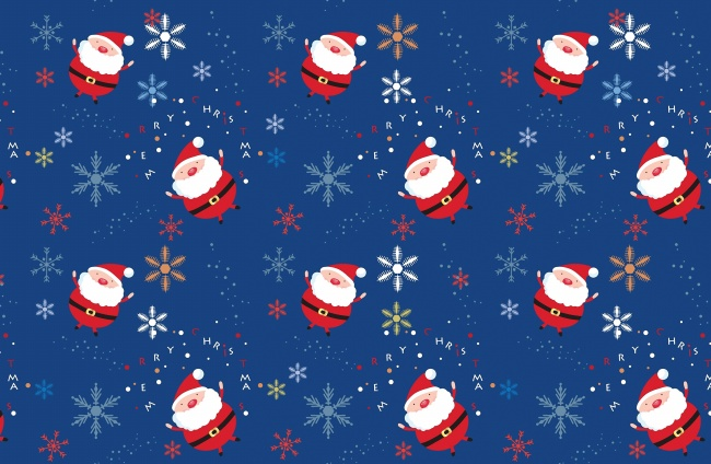 Christmas tile the background picture