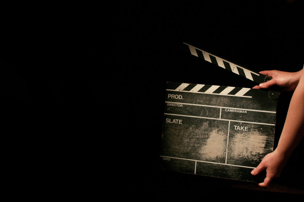 Clapboard log HD pictures