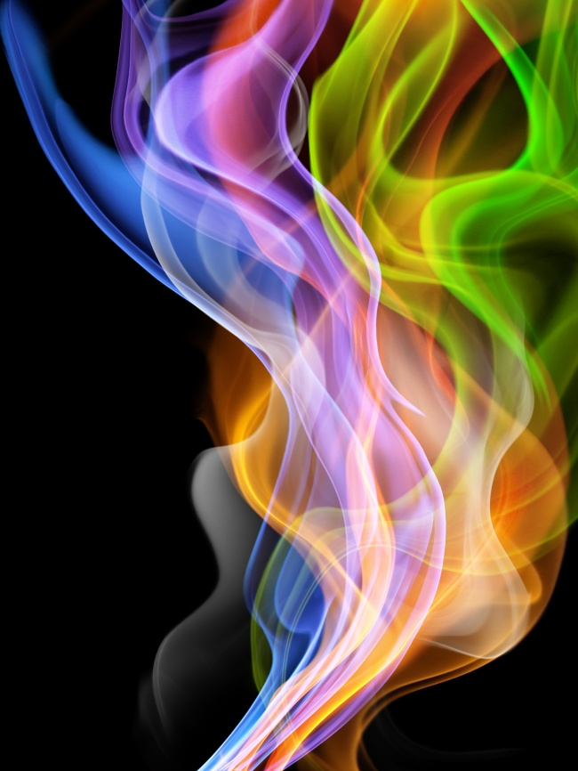 Color of smoke creative pictures download