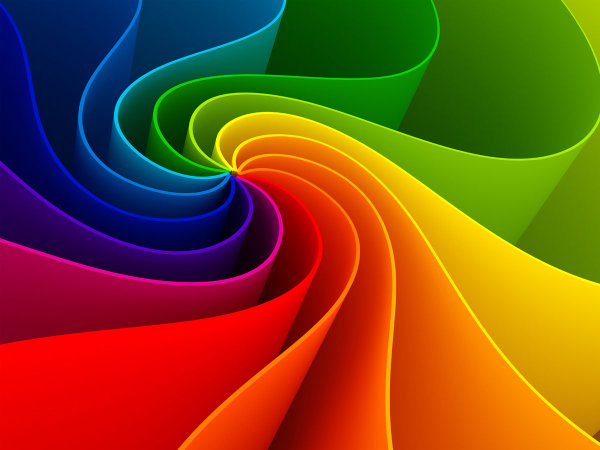Colorful 3D backgrounds HD pictures-3