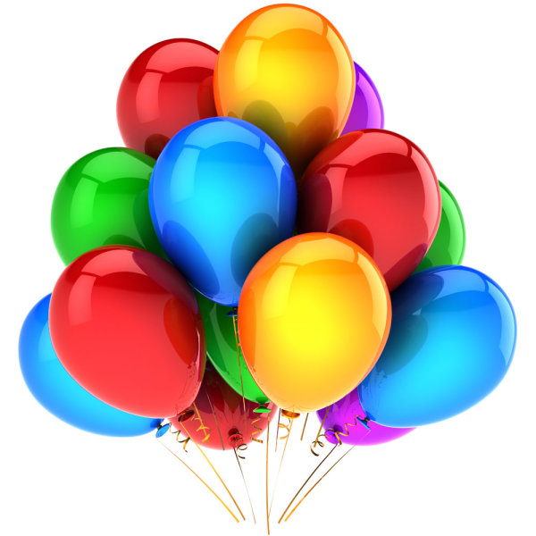 Colorful balloons 04--HD pictures