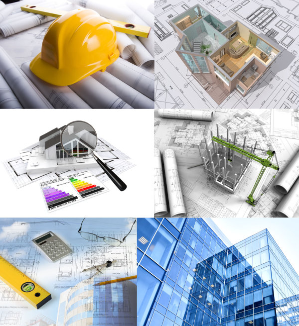 Construction effects HD pictures