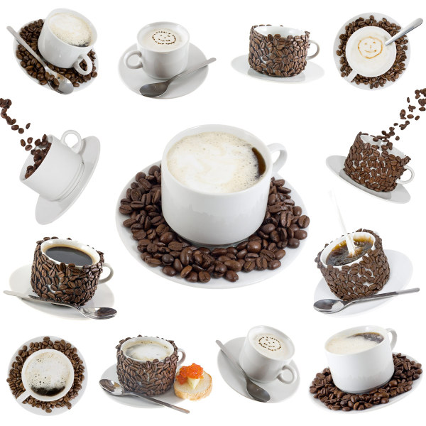 Creative coffee cup HD pictures
