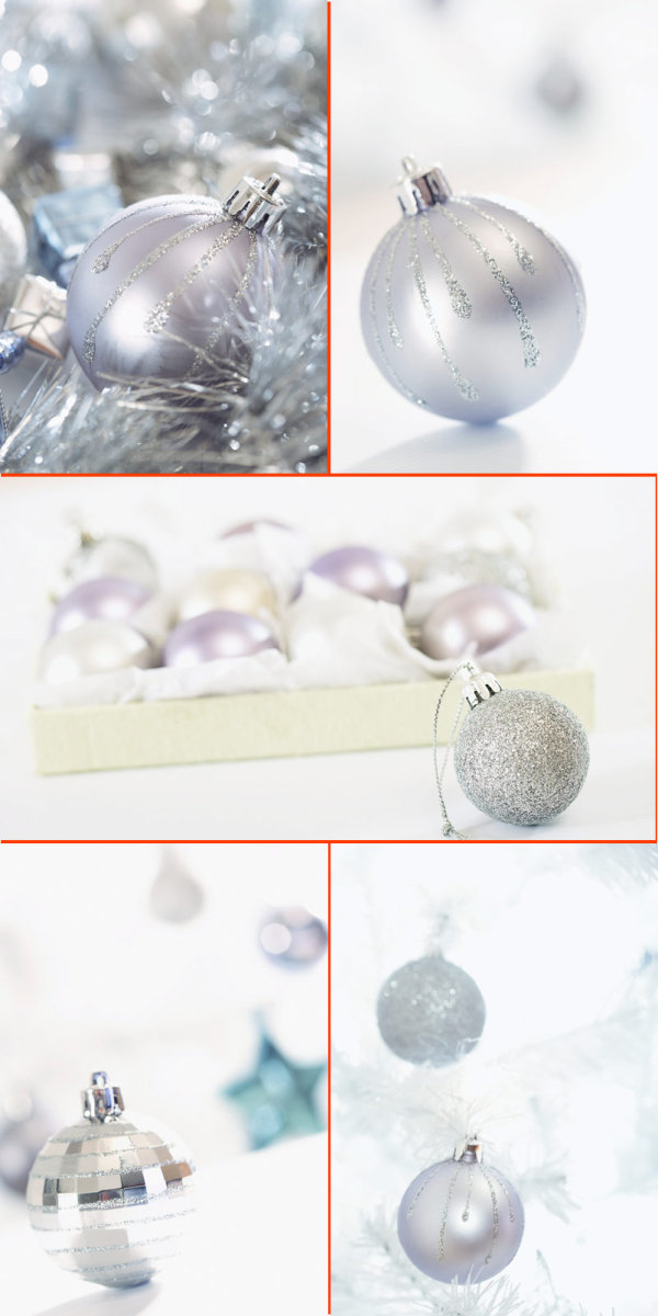 Crystal balls-Christmas-HD pictures