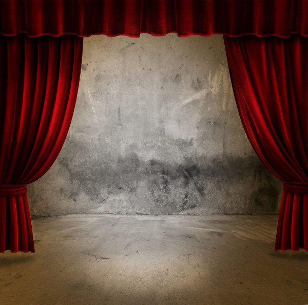 Curtain of beautiful HD pictures