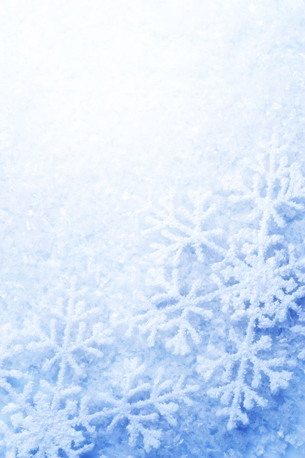 Dazzling snowflake background 02--HD pictures