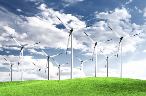 Ecological and wind power 02--HD pictures
