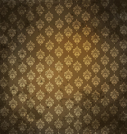 European pattern wallpaper picture material