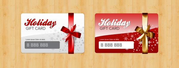 gift card design templates free download