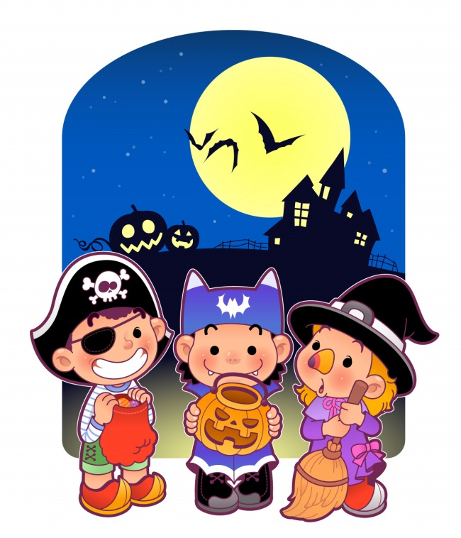 Halloween cartoon pictures