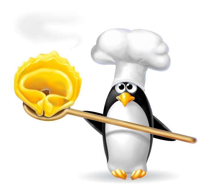 HD chef Penguin pictures