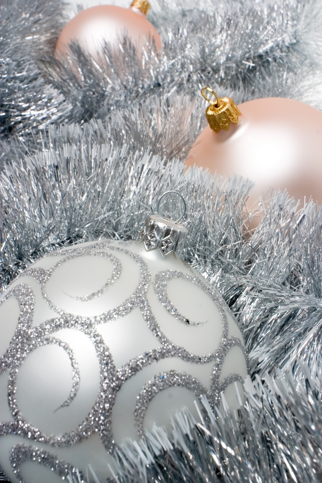 HD Christmas ornaments pictures download
