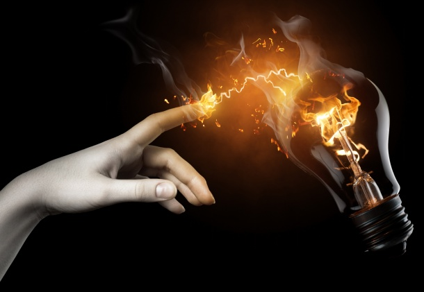 HD creative flame picture download