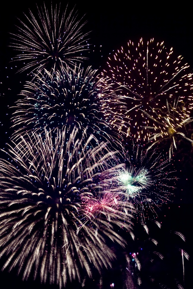 HD fireworks display pictures download