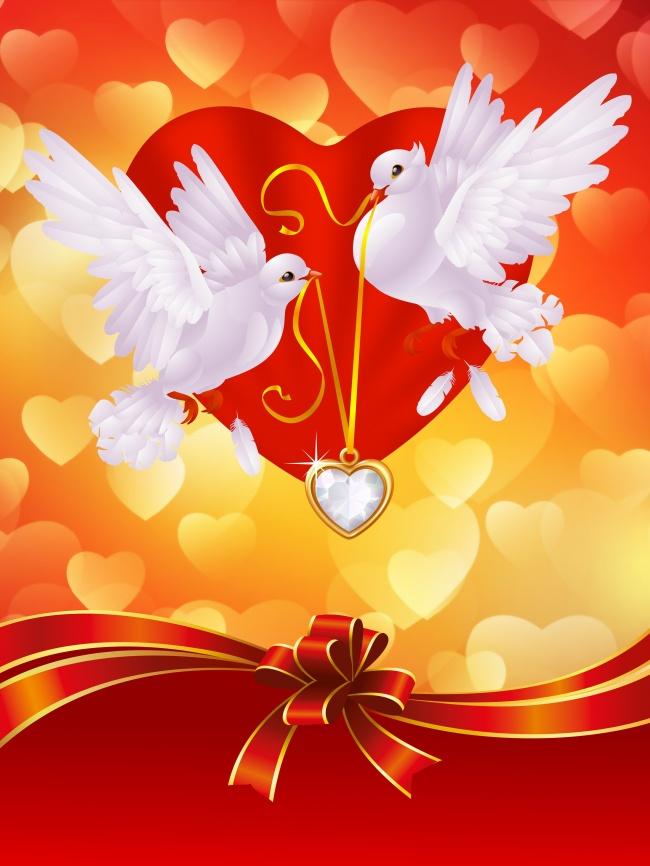 HD love Dove picture download
