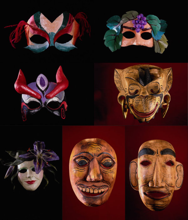 HD Photo mask 8
