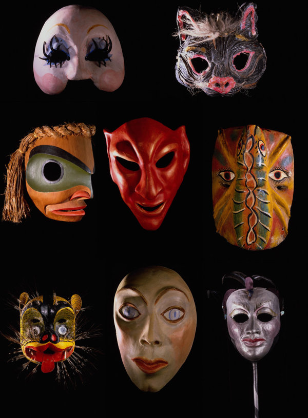 HD Photo mask 9
