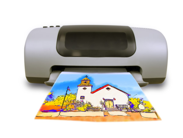 HD photo-printer 1