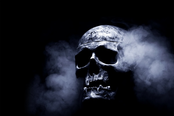 HD skull picture download