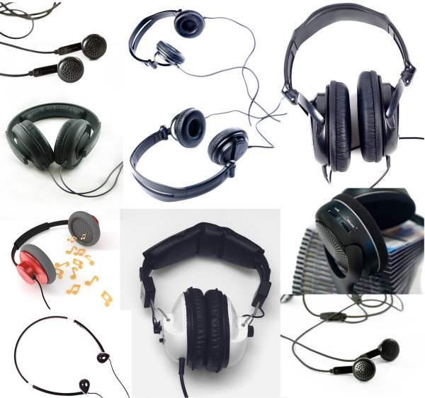 Headphones series HD picture