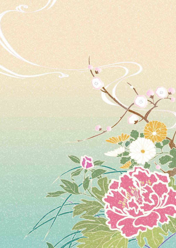 Japanese style background-color 63 HD pictures