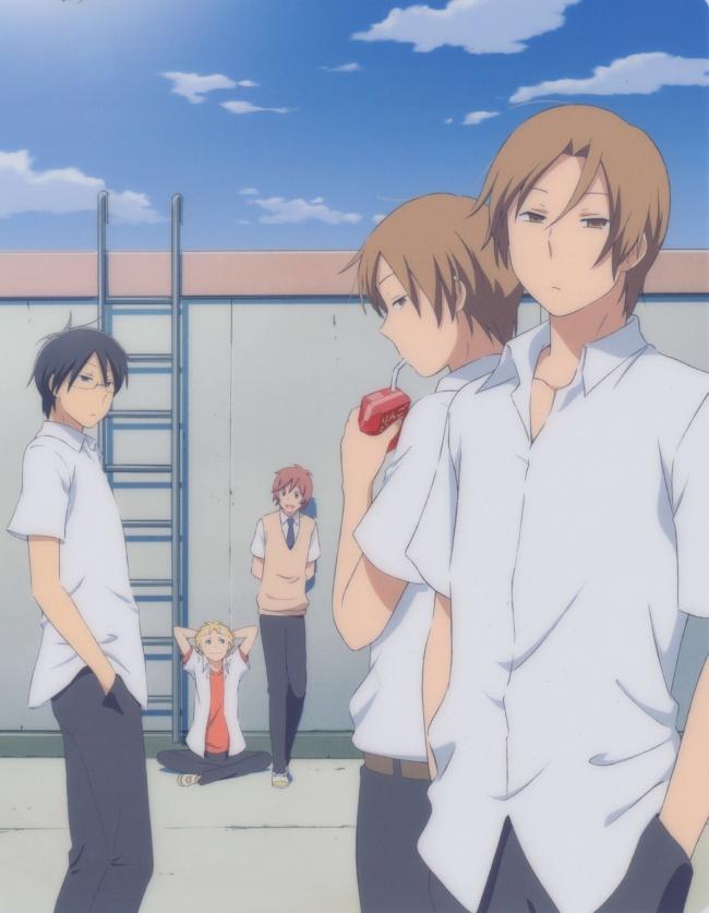 Juvenile League Japan anime pictures