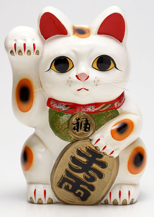 Lucky cat HD pictures