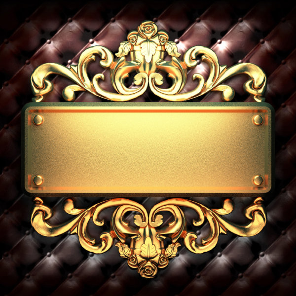 Metallic plate HD Picture