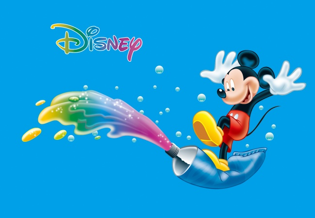 Mickey Mouse cartoon picture