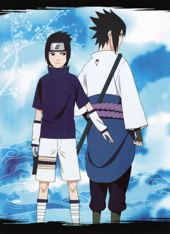 Naruto Yu zhibozuo pictures
